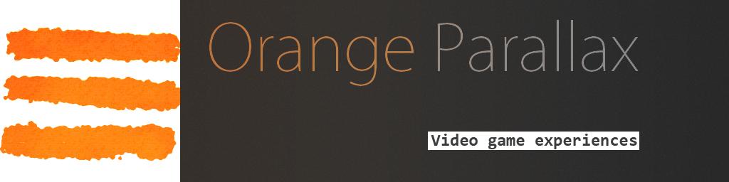 Orange Parallax